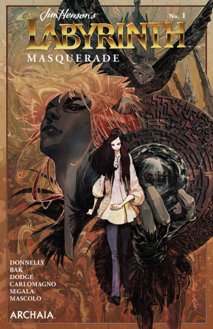 The Labyrinth: Masquerade #1 (Cagle Cover)