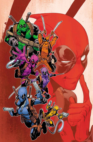 Deadpool and the Mercs For Money #6