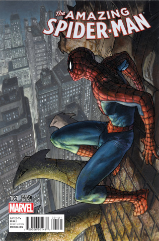 The Amazing Spider-Man #16.1 (Variant Cover)