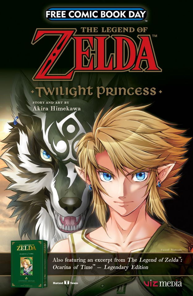The Legend of Zelda: Twilight Princess - Ocarina of Time