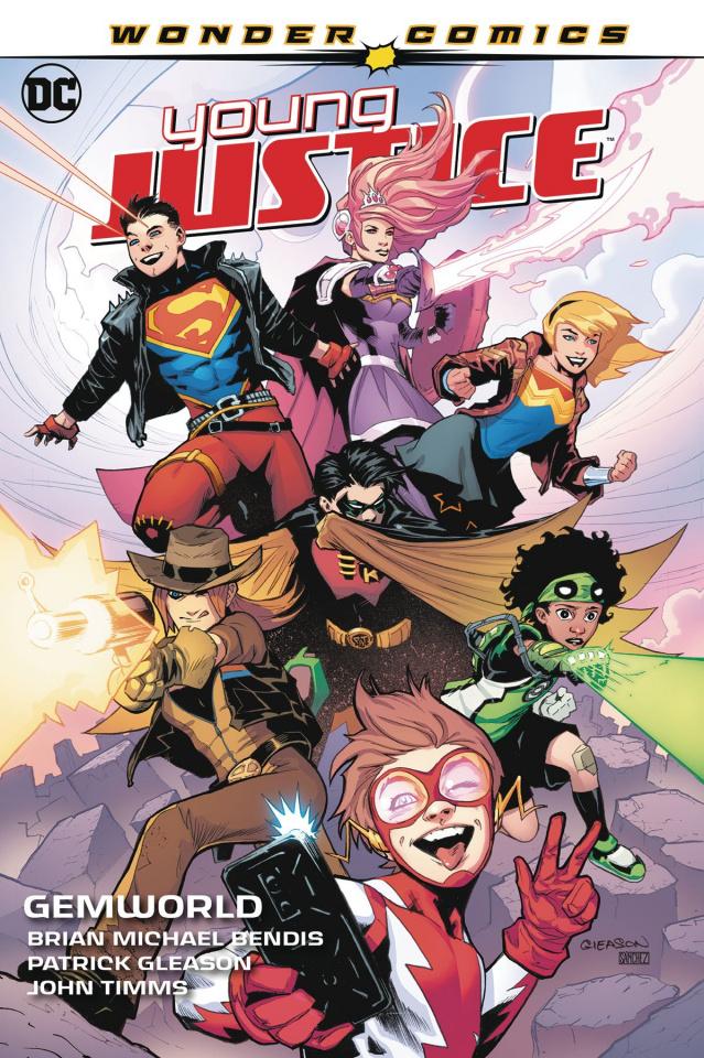 Young Justice Vol. 1: Gemworld