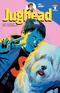 Jughead #1 (Francavilla Cover)