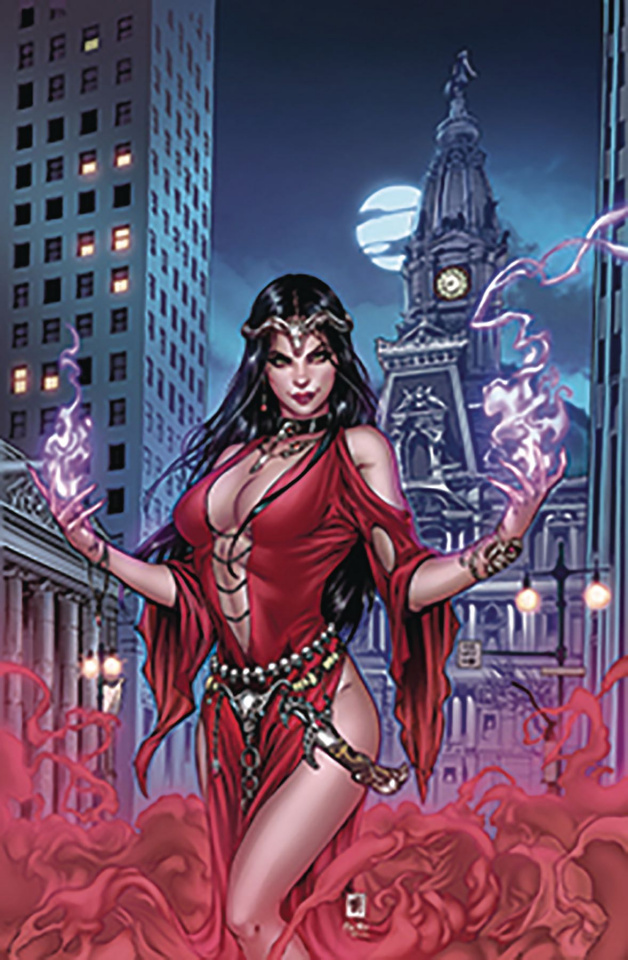 Grimm Fairy Tales #16 (Krome Cover)