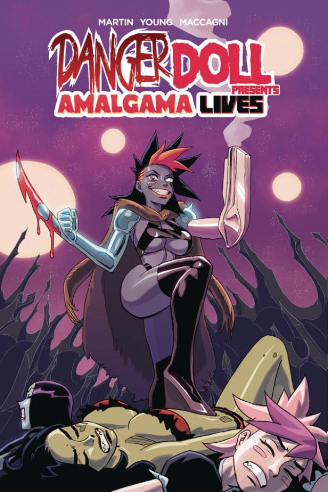 Danger Doll Squad Presents: Amalgama Lives Vol. 1