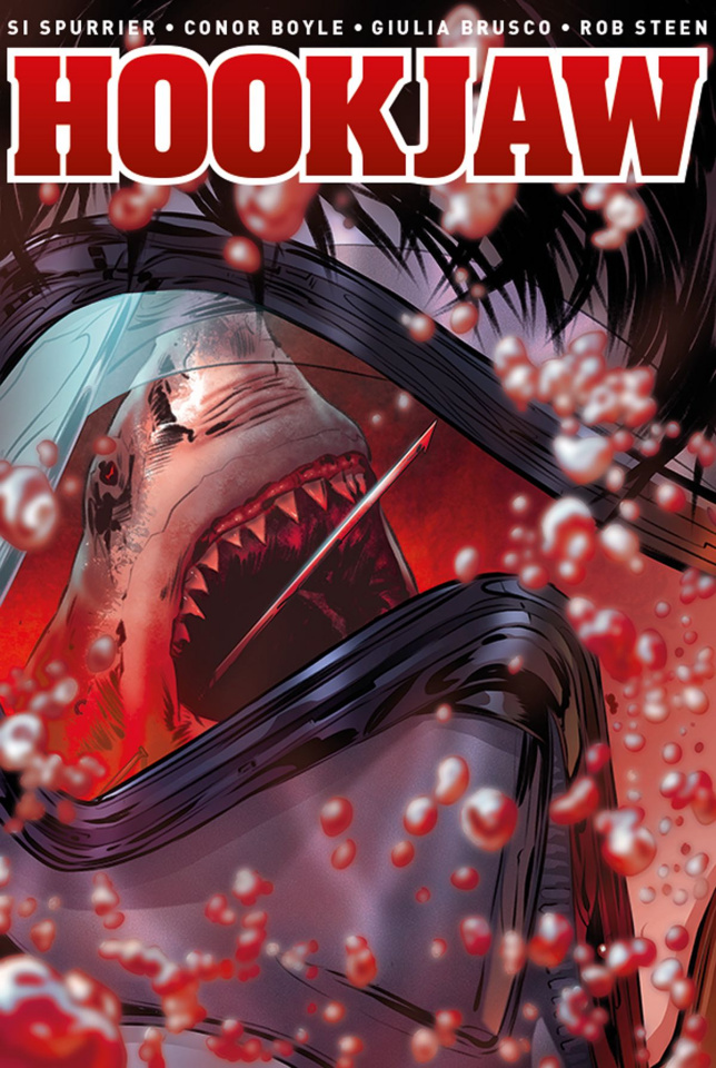 Hookjaw #2 (Aggs Cover)