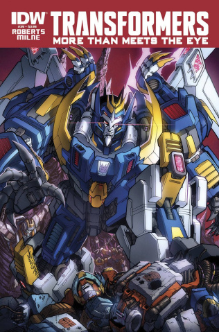 The Transformers: More Than Meets the Eye #39