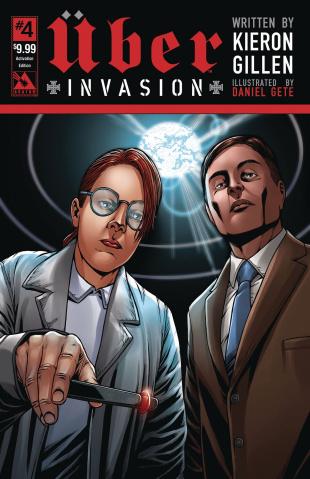 Über: Invasion #4 (Activation Edition)