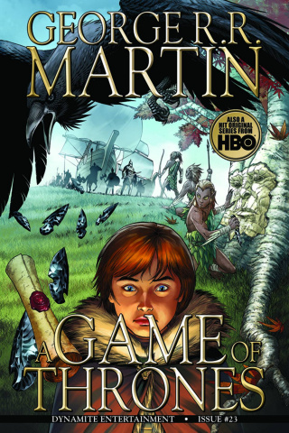 A Game of Thrones #23