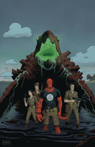 Hellboy and The B.P.R.D. 1955: Occult Intelligence #2