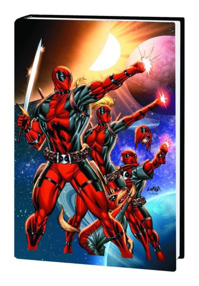 Deadpool Corps Vol. 2: You Say Revolution