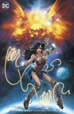Wonder Woman #67 (Variant Cover)