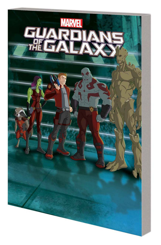 Marvel Universe: Guardians of the Galaxy Vol. 2 (Digest)