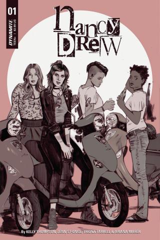 Nancy Drew #1 (Lotay Cover)