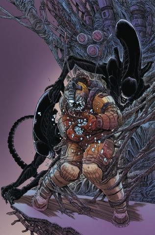 Aliens: Dead Orbit #3