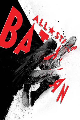 All-Star Batman #4 (Jock Cover)
