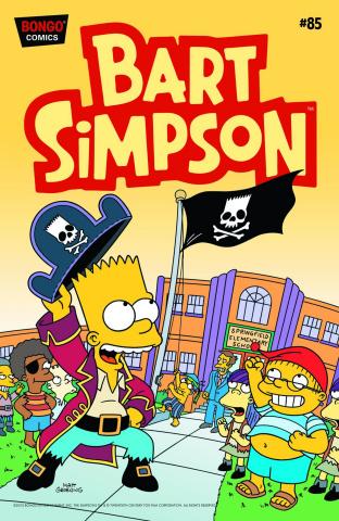 Bart Simpson Comics #85