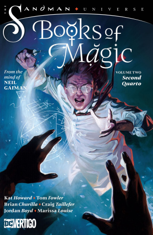 Books of Magic Vol. 2: Second Quarto