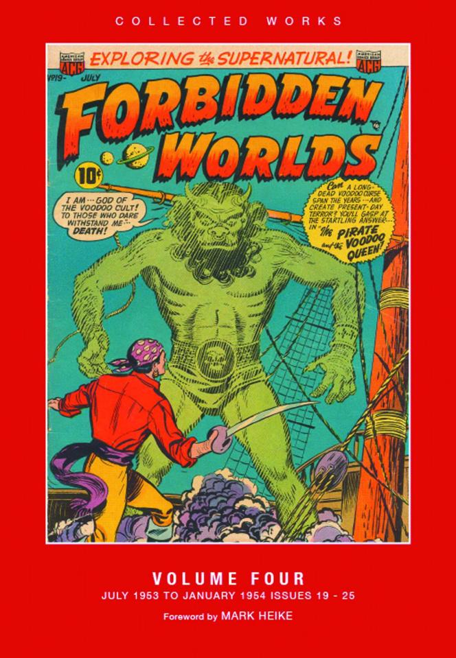 Forbidden Worlds Vol. 4
