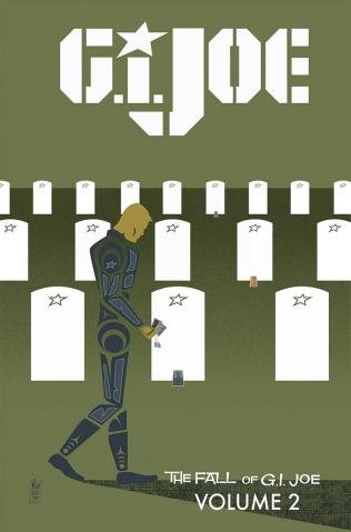 G.I. Joe: The Fall of G.I. Joe Vol. 2