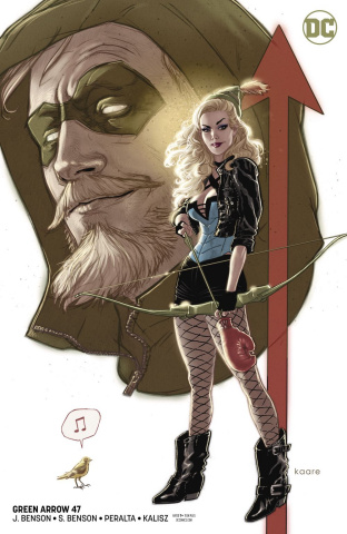 Green Arrow #47 (Variant Cover)