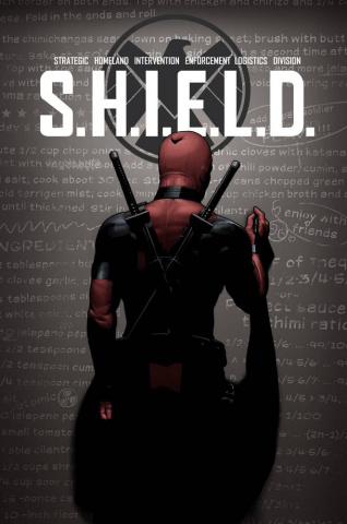 S.H.I.E.L.D. #1 (Deadpool Party Cover)
