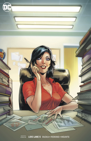 Lois Lane #5 (Variant Cover)
