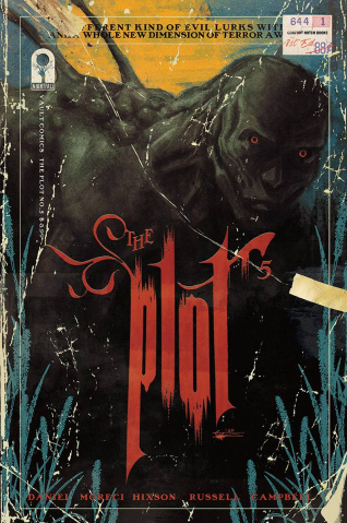 The Plot #5 (Shehan Cover)