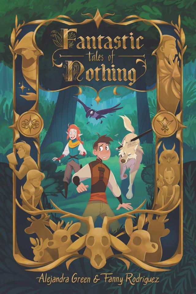 Fantastic Tales of Nothing Vol. 1