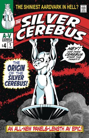 The Silver Cerebus