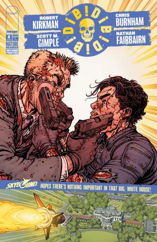 Die! Die! Die! #8 (2nd Printing)