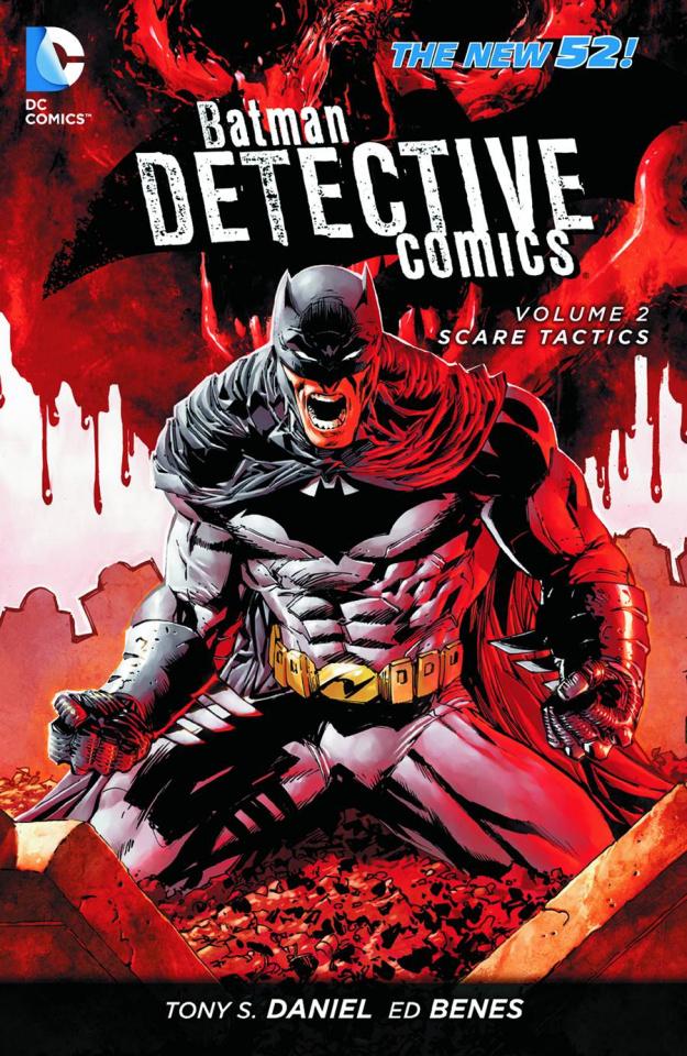 Detective Comics Vol. 2: Scare Tactics