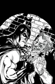 Batman: Black & White #6