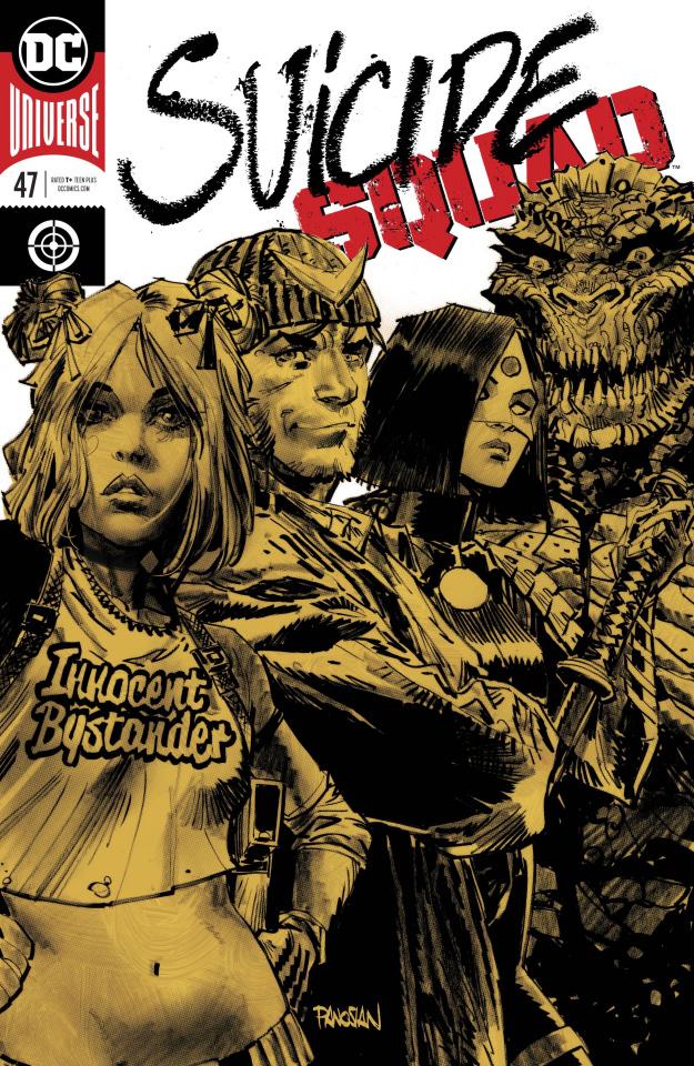 Suicide Squad #47 (Foil Cover)