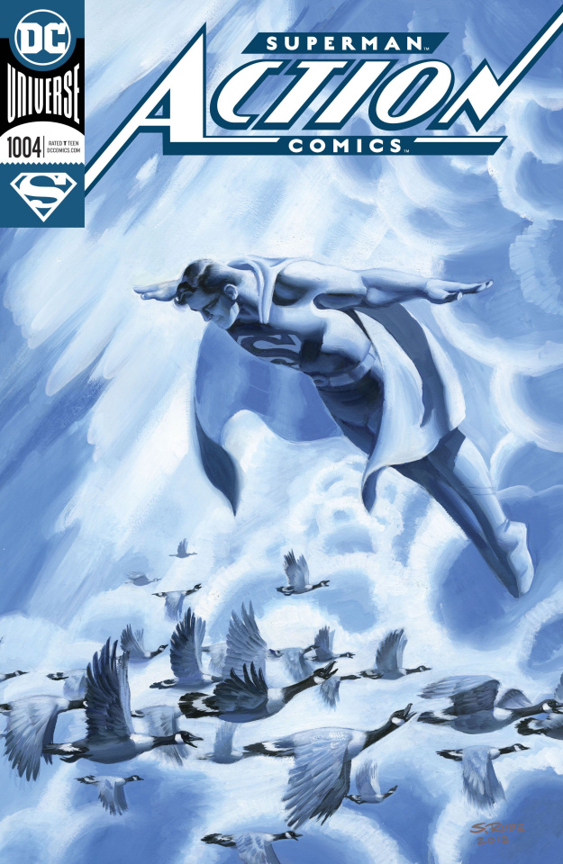 Action Comics #1004 (Foil Cover)