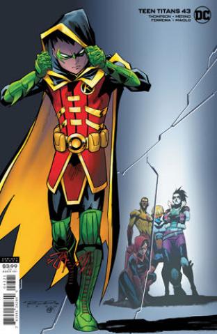 Teen Titans #43 (Khary Randolph Cover)