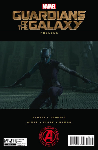 Guardians of the Galaxy Prelude #1