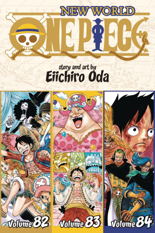 One Piece Vol. 28 (3-in-1 Edition)