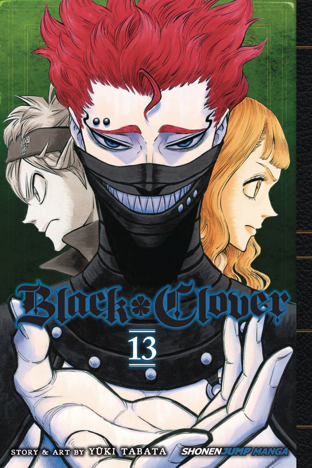 Black Clover Vol. 13