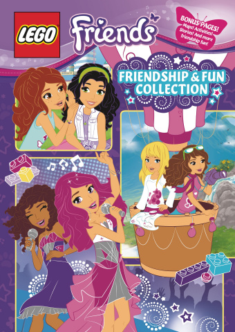 Lego: Friends, Friendship & Fun