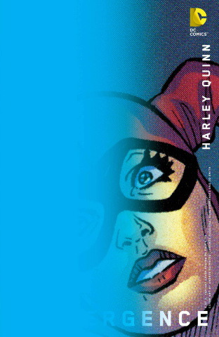 Convergence: Harley Quinn #2 (Chip Kidd Cover)