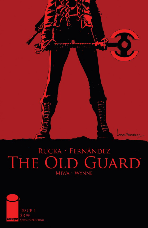 The Old Guard #1 (2nd Printing)