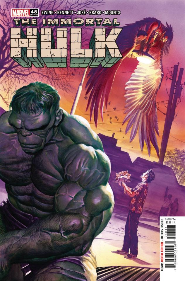 The Immortal Hulk #48