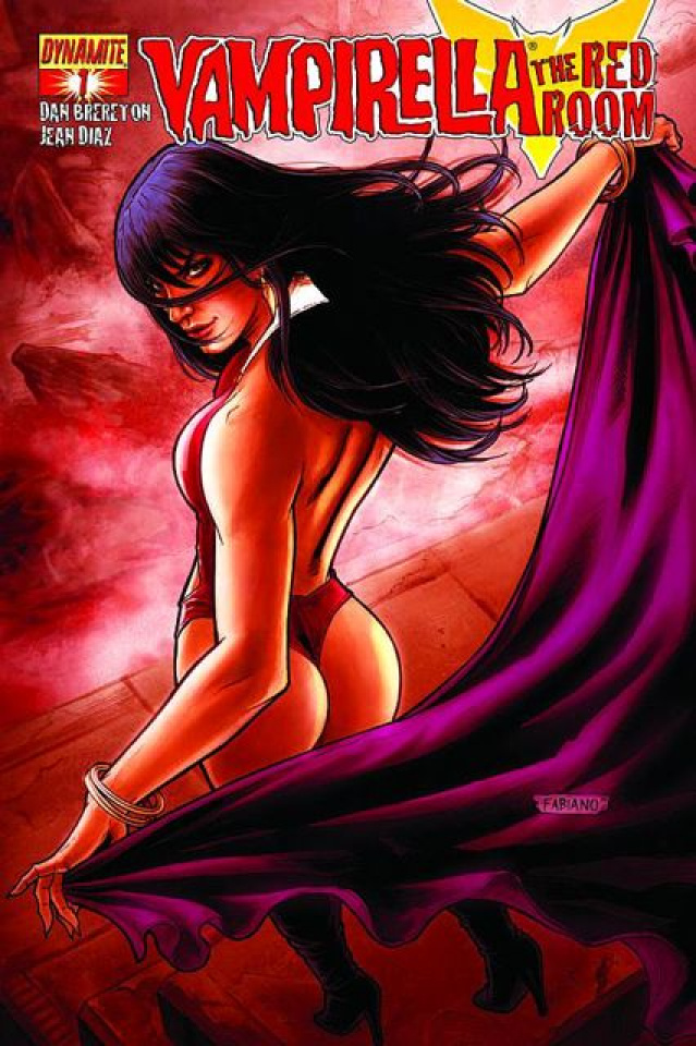 Vampirella: The Red Room #1