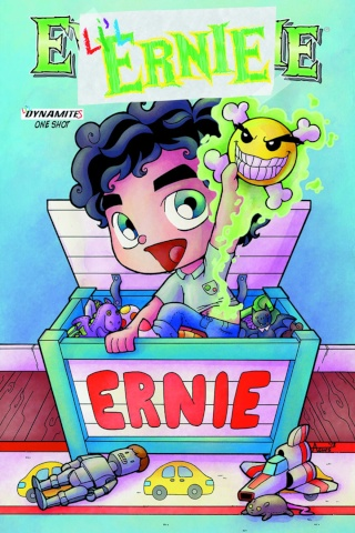 Li'l Ernie #1 (Subscription Cover)