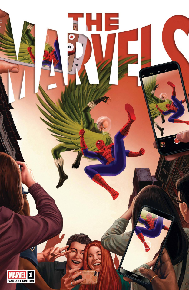 The Marvels #1 (Epting Cover)