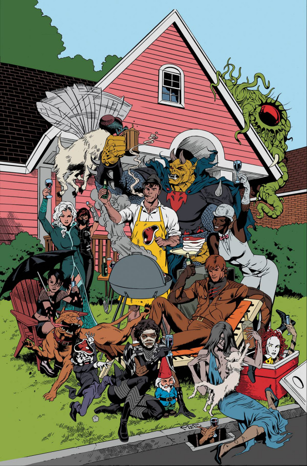 The Secret Six #14