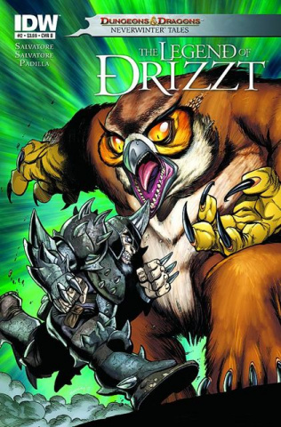 Dungeons & Dragons: The Legend of Drizzt #2