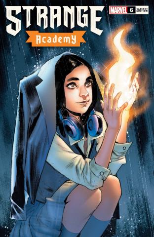 Strange Academy #6 (Pichelli Cover)