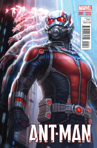 Ant-Man #1 (Movie Cover)
