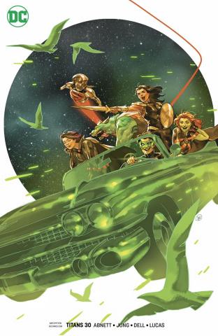 Titans #30 (Variant Cover)